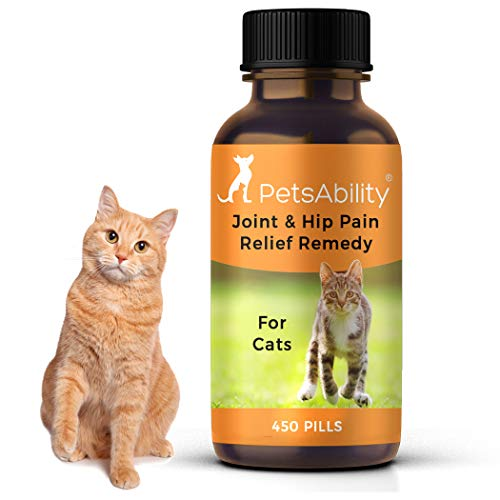 , Cat Hip and Joint Pain Relief Natural Anti Inflammatory Re