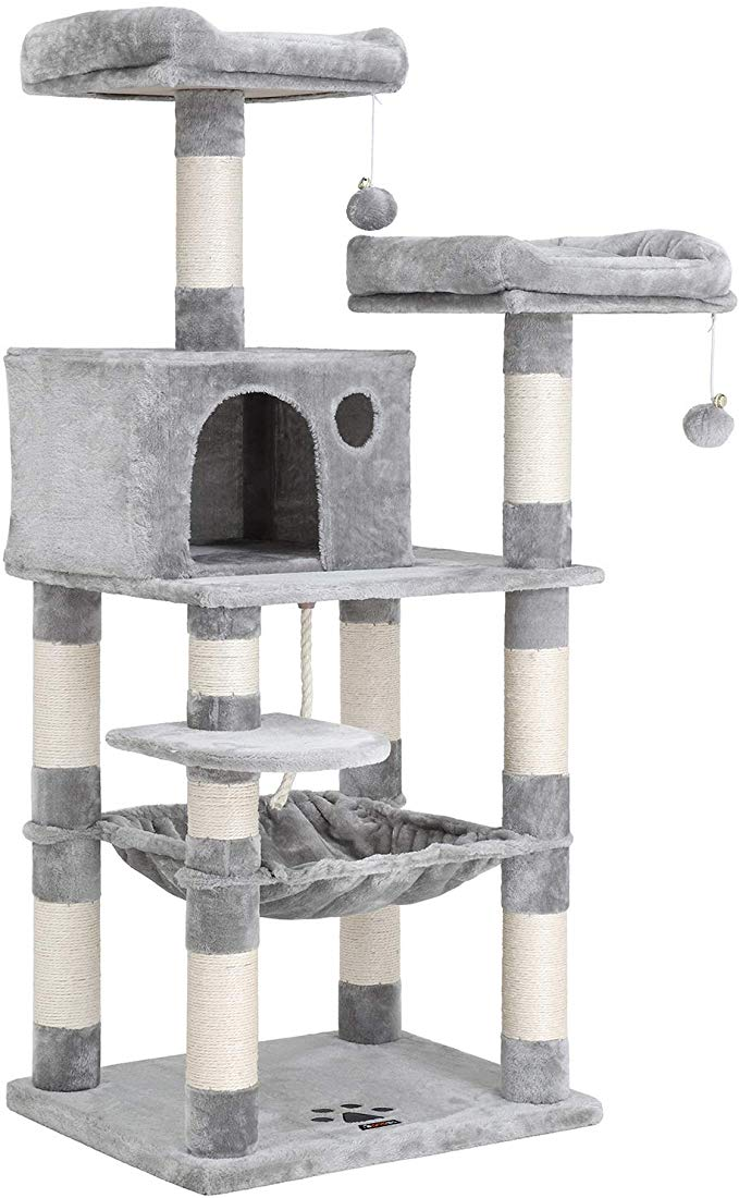 Cat tree for large cats - 10 best Cat trees for large Cats to find in 2020 specially searched and hand-picked for you and your Cat from Amazon