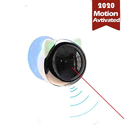 PetDroid Boltz Motion Activated Cat Laser Toy Automatic,USB, AutomaticUSB CatsToys ToysForCats