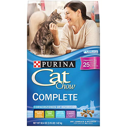 , Purina Cat Chow 3.15 Pound CatFood Kittenfood LoveYourCat