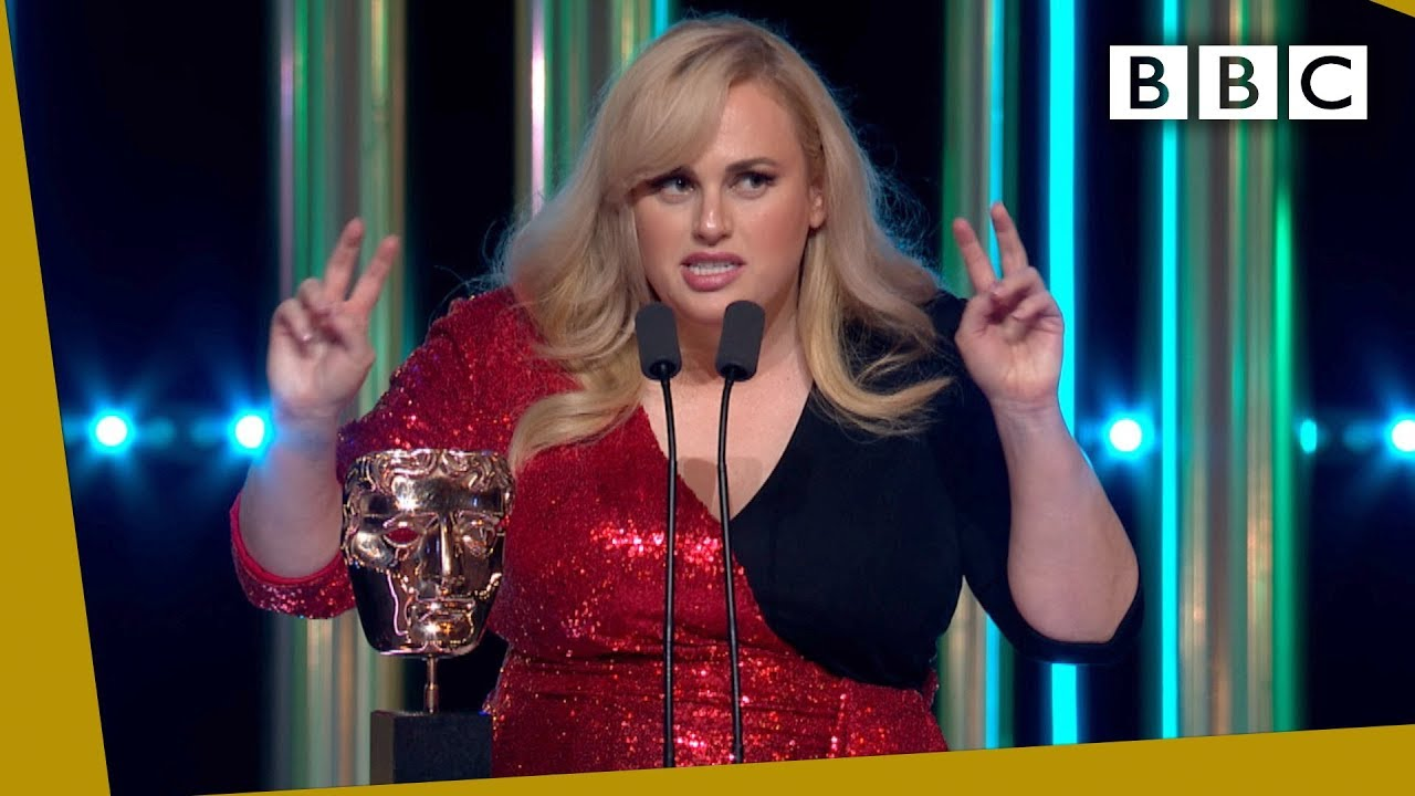 , Rebel Wilson steals the show with HILARIOUS unexpected BAFTA