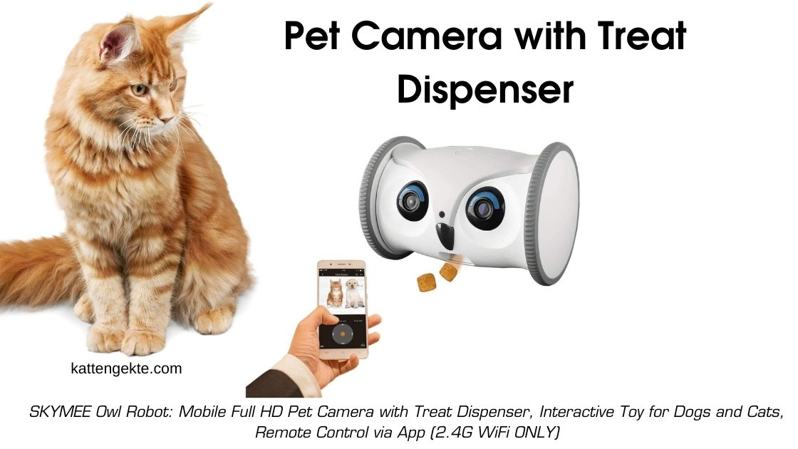 Pet-Camera-with-Treat-Dispenser